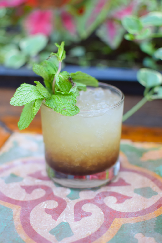 Picador Cocktail - Black Bull