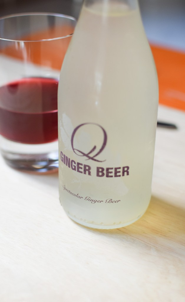Q Drinks Ginger Beer