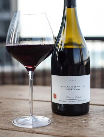 Willamette Valley Vineyards Bernau Block Pinot Noir