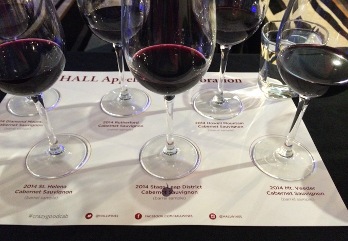 HALL Wine Tasting Event