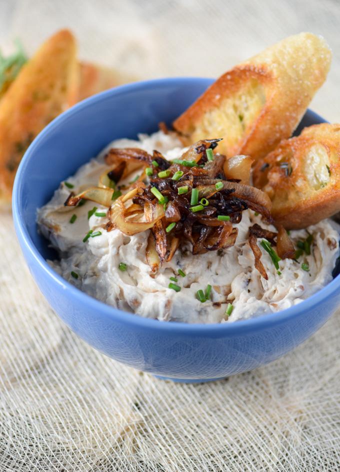 Caramelized Onion Dip