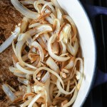 It's easy to create golden-brown caramelized onions with a little patience and these easy steps!