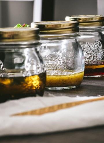 How to Make Vinaigrette in Two Easy Steps