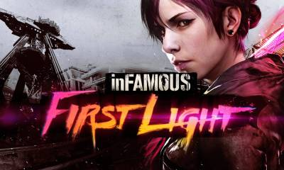 PlayStation Plus Keeps getting better: infamous first light