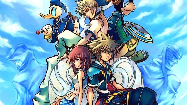Kingdom Hearts Square Enix Profit