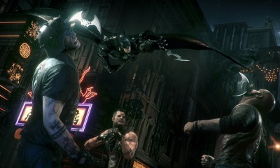 Secreted Codes revealed in Batman: Arkham Knight Trailer