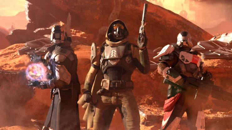 Destiny Reaches 17 Million Users