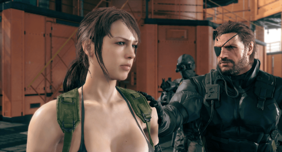 Kojima: Metal Gear Solid 5 is the Last in the Series