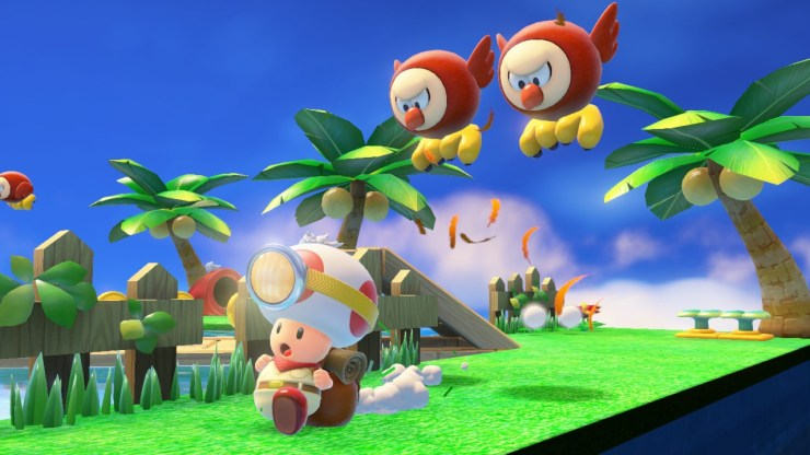 Captain Toad Tracker Game of the Month January 2015