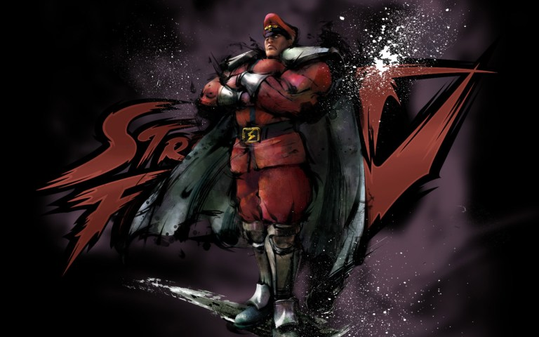 M. Bison Gameplay Revealed For Street Fighter 5