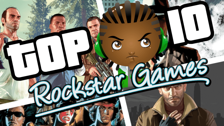 Top 10 Rockstar Games of All Time