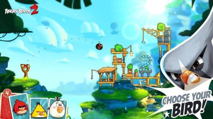 Angry Birds 2 Reaches Ten Million Downloads Angry Birds 2 Reaches Ten Million Downloads Angry Birds 2 Reaches Ten Million Downloads Angry Birds 2 choose your bird