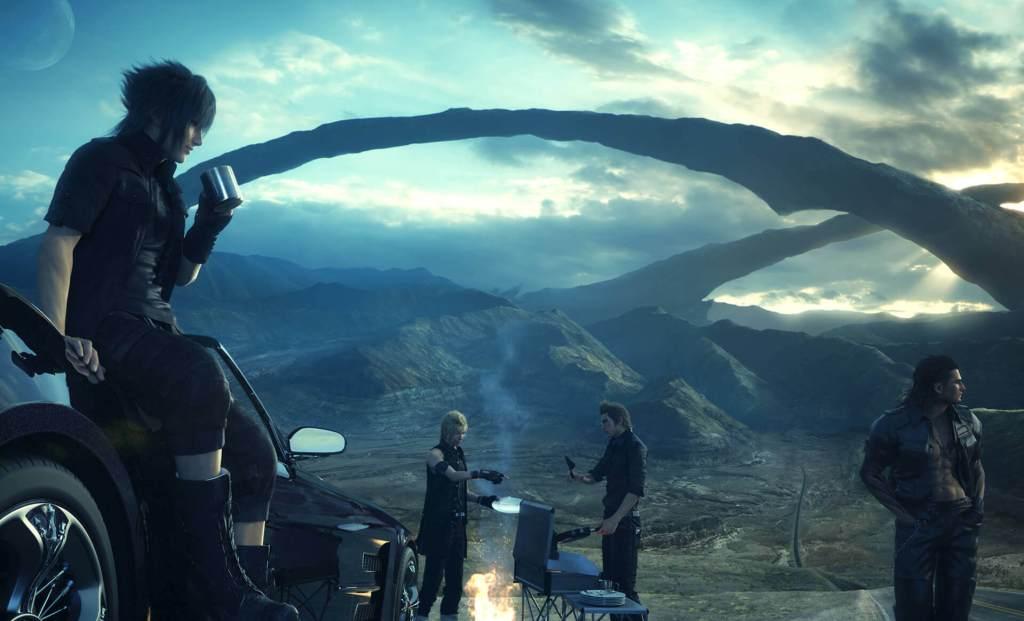 Simultaneous Worldwide Release of Final Fantasy 15