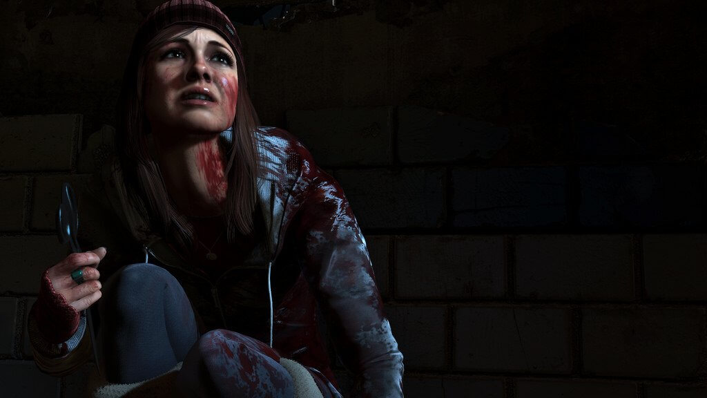 Until Dawn Gets Scary New Live-Action Interactive Trailer for PS4