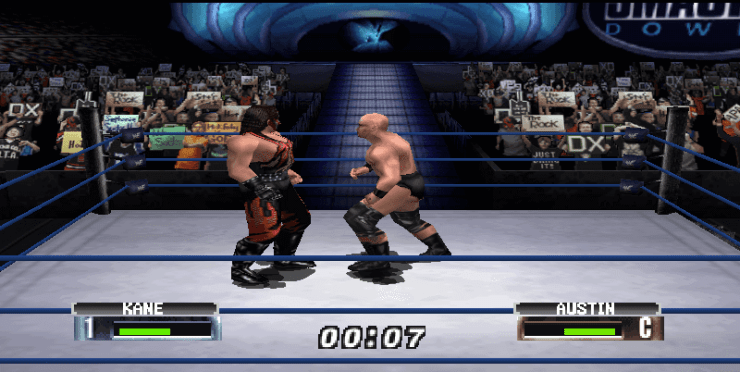 Top 5 Wrestling Video Games top 5 wrestling video games Top 5 Wrestling Video Games WWF No Mercy N64