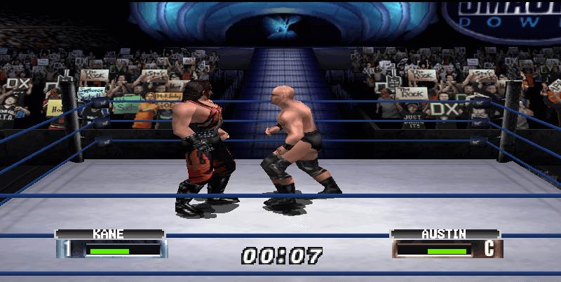 Top 5 Wrestling Video Games