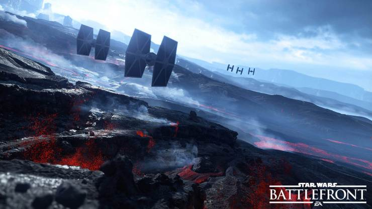 No Offline Play for Star Wars Battlefront Beta
