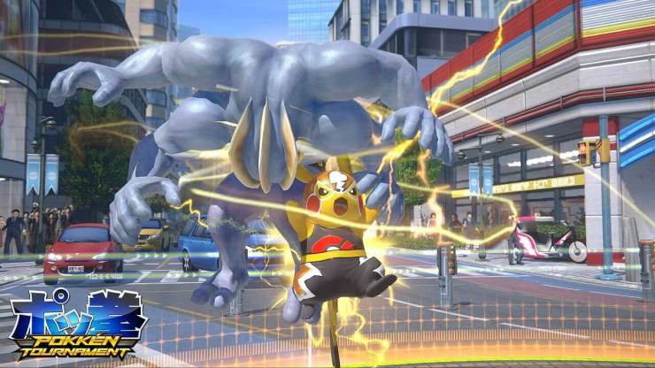 Special Wii Controller for Pokemon Fighting Game