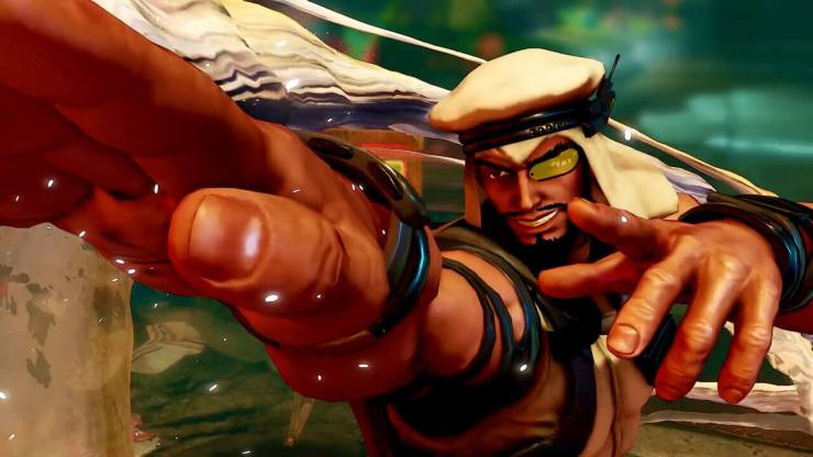 Street Fighter 5 Introduces Rashid The Middle-Eastern Fighter