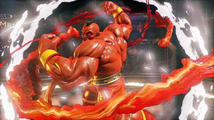 Laura and Zangief Join Street Fighter V Character Roster
