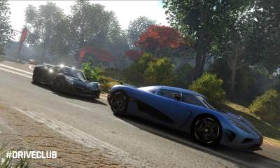 Driveclub's Free PS4 Version for Removal Soon
