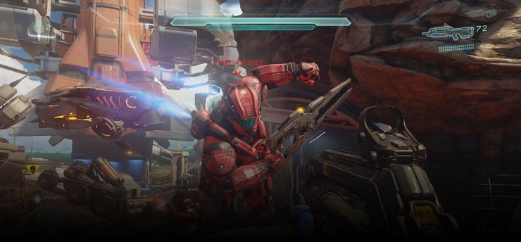 Halo 5 Guardians Adds New Maps and Big Team Battle