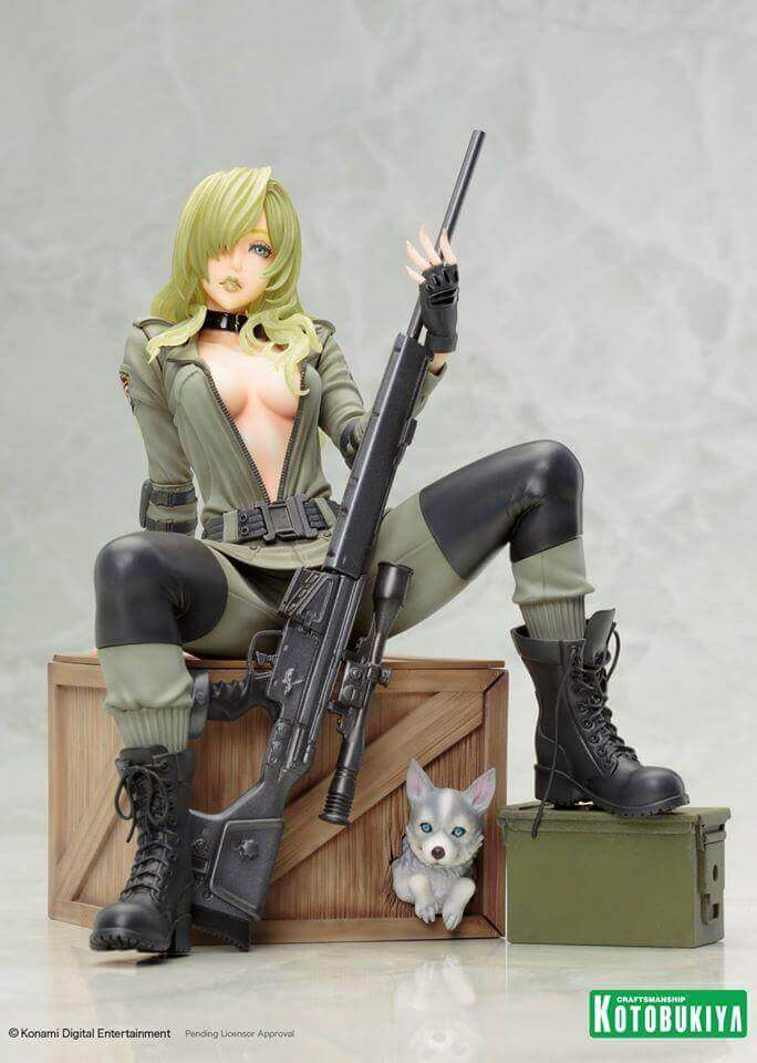 The Most Awaited Revelation of Sniper Wolf   The Most Awaited Revelation of Sniper Wolf The Most Awaited Revelation of Sniper Wolf Sniper wolf 1