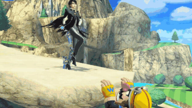 Smash Update: Bayonetta, Fire Emblem Fates DLC Arriving Next Week Smash Update: Bayonetta, Fire Emblem Fates DLC Arriving Next Week Smash Update: Bayonetta, Fire Emblem Fates DLC Arriving Next Week bayonetta super smash bros 2