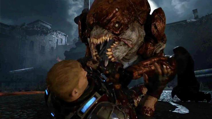 Gears of War 4 Update: Graphical Display on Xbox One Platform Gears of War 4 Update: Graphical Display on Xbox One Platform Gears of War 4 Update: Graphical Display on Xbox One Platform gears of war 4 4