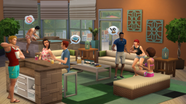 Sims 4 coming to Xbox One November