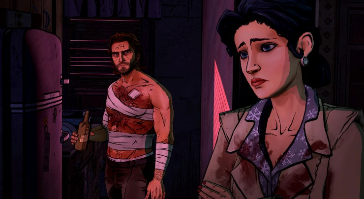 The Wolf Among Us Season 2 Confirmed for 2018 Release Date