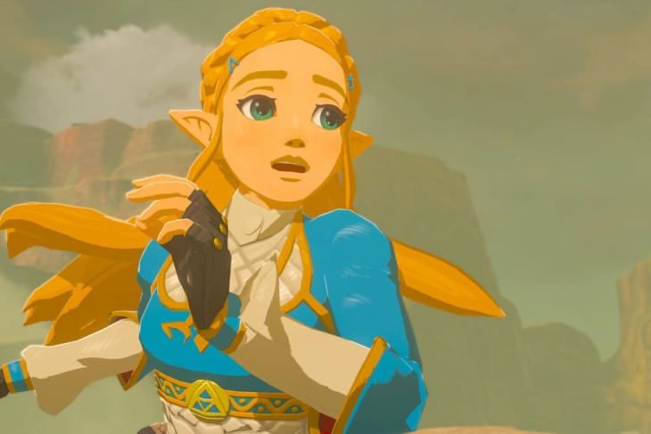 The Legend of Zelda: Breath of the Wild Review the legend of zelda: breath of the wild review The Legend of Zelda: Breath of the Wild Review legend of zelda breath of the wild review negatives