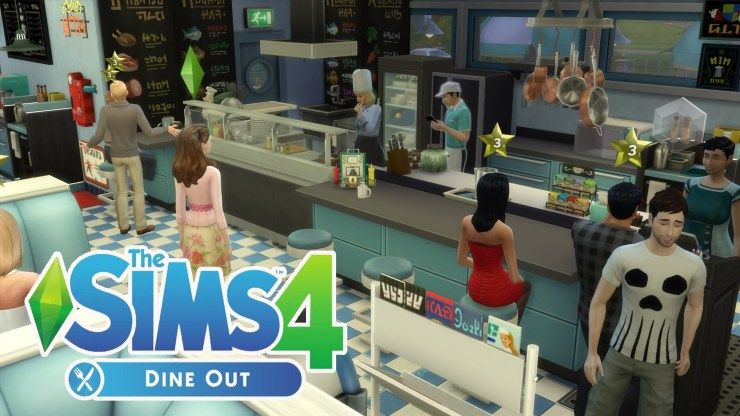 Sims 4 Getting expensive with DLC's Sims 4 Getting expensive with DLC's Sims 4 Getting expensive with DLC's sims 4 dine out