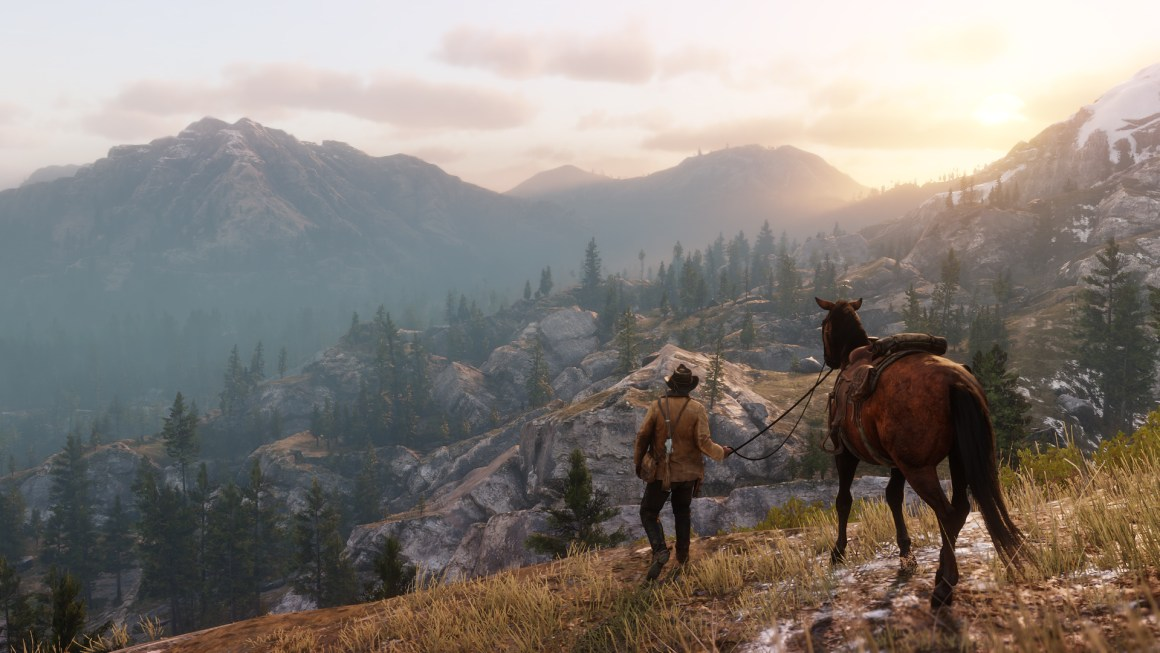 Red Dead Redemption 2 Delayed until October 2018
