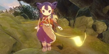 Sakuna: Of Rice and Ruin 'Hagoromo' Two- Minute Gameplay Footage