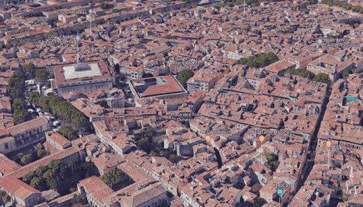 Rallye urbain Aix en Provence