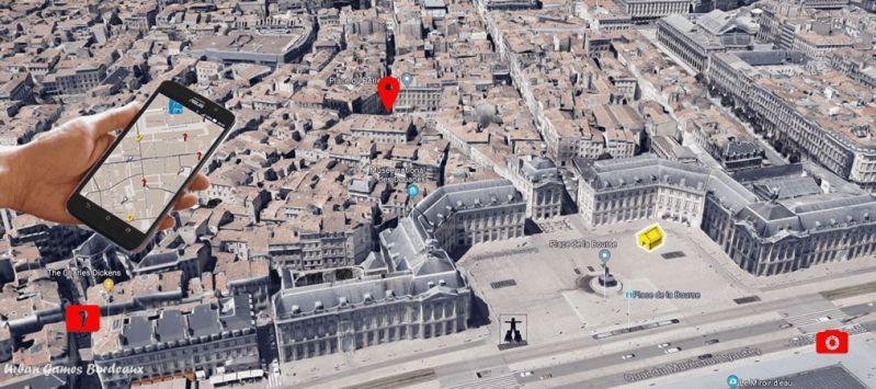 Rallyes GPS Bordeaux
