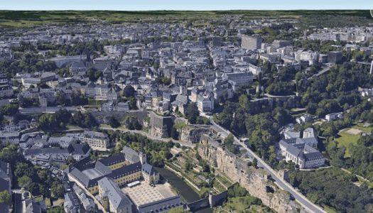 Rallye urbain au Luxembourg evjf