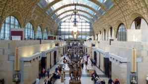 Enquête rallye au Musée d'Orsay