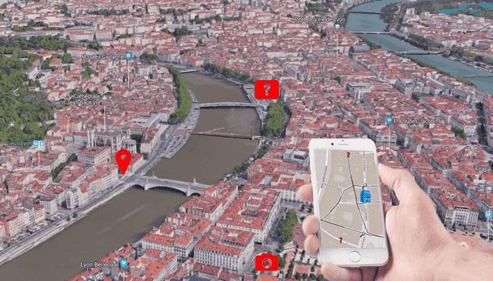 Rallyes GPS Lyon