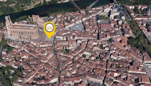 Albi rallyes gps urbains et escape game en ville