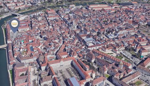 Besançon rallyes gps urbains et escape game en ville