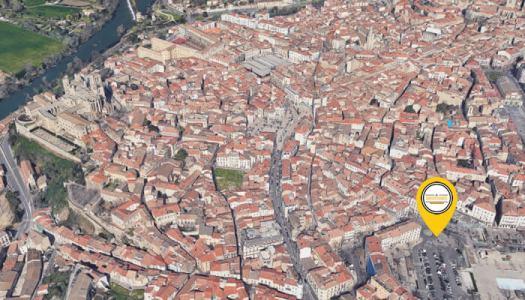 Béziers rallyes gps urbains et escape game en ville