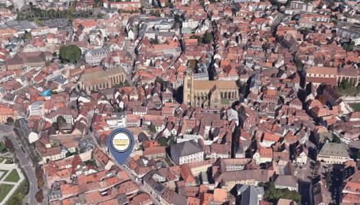 Colmar rallyes gps urbains et escape game en ville