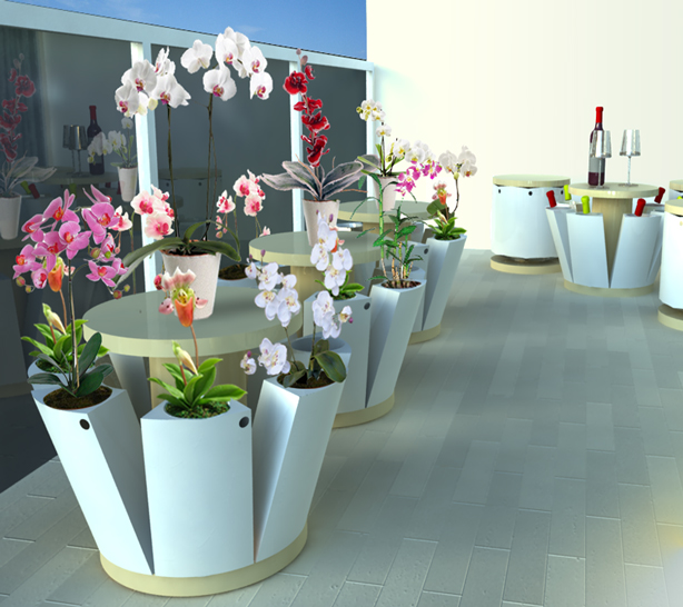 Design Challenge Ten Urban Balcony Garden Ideas Urban Gardens