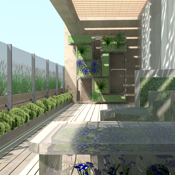 Design Challenge Ten Urban Balcony Garden Ideas Urban Gardens
