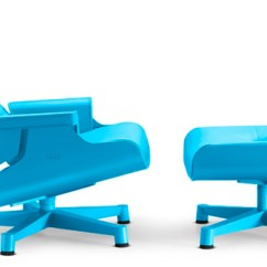 Lounge Chair Outside Desk Chairs For Sale Iconic Eames Inspires Mal Outdoor Urban Gardens
