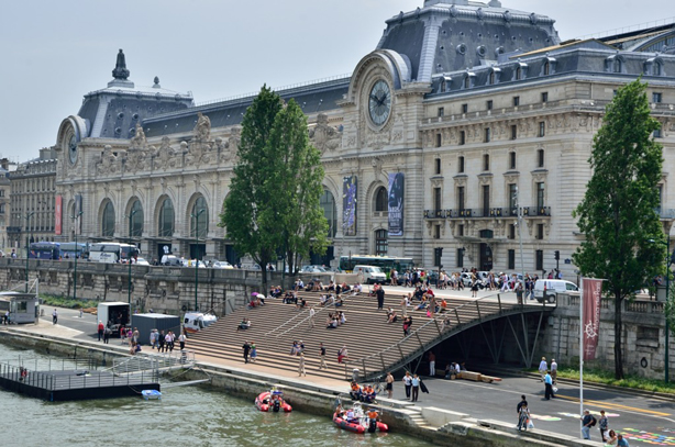escalier-orsay-rive-gauche-seine