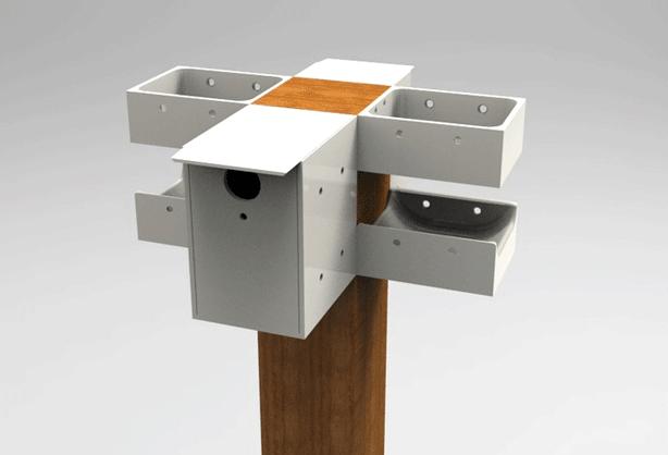 3d-printable-birdhouse-modular-tower-design-makerbot-thingiverse