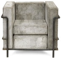 12 Indoor-Outdoor Concrete Furniture Pieces For Urban Flair